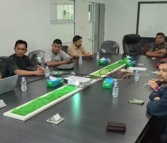 Pertemuan Universitas Islam Riau (UIR) dengan Badan Pengkajian dan Penerapan Teknologi (BPPT) membahas Kerjasama Bidang Renewable Energy
