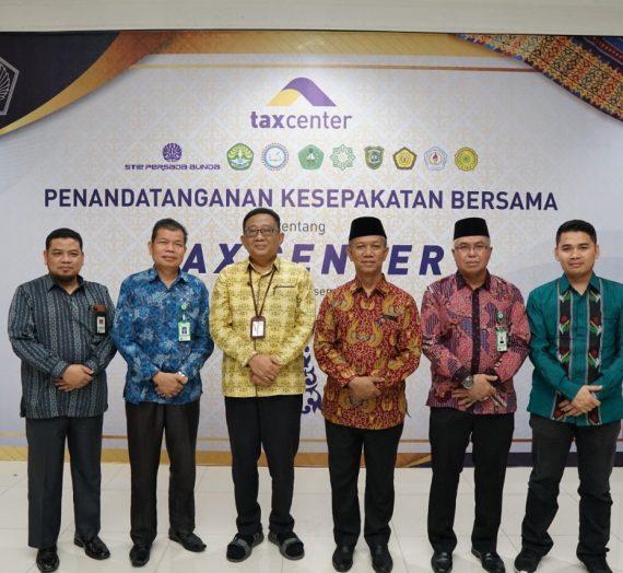 Kanwil DJp Riau Bersama Universitas Islam Riau lakukan MoU, Bentuk Tax Center