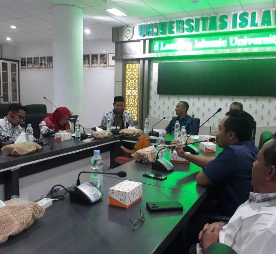 UIR Menerima Kunjungan Kepengurusan PGRI Riau 2019-2024