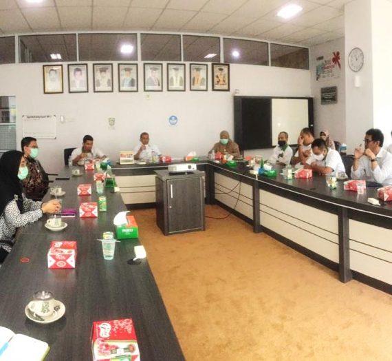 Audiensi Universitas Islam Riau dengan Rumah Sakit Hermina
